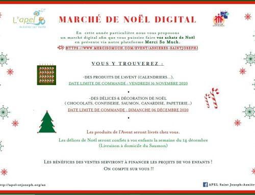 Marché de Noël Digital